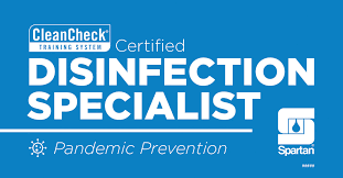 Certified Disinfection Specialist